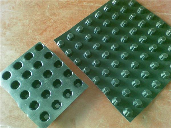洛阳有实力的塑料排水板施工工艺
