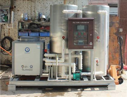 榆林美的10T10P空气能热泵一体机厂商定制