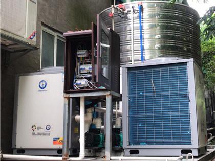 商洛美的3T3P空气能热水一体机规格齐全