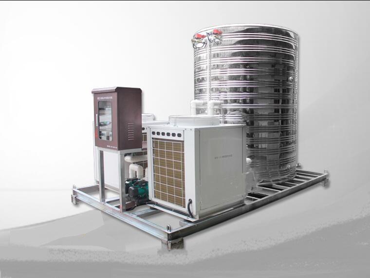 咸阳美的2T3P空气能热泵一体机系列